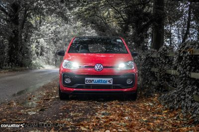 VW Up GTi Review Front carwitter 400x266 - Volkswagen Up GTi Review - Volkswagen Up GTi Review
