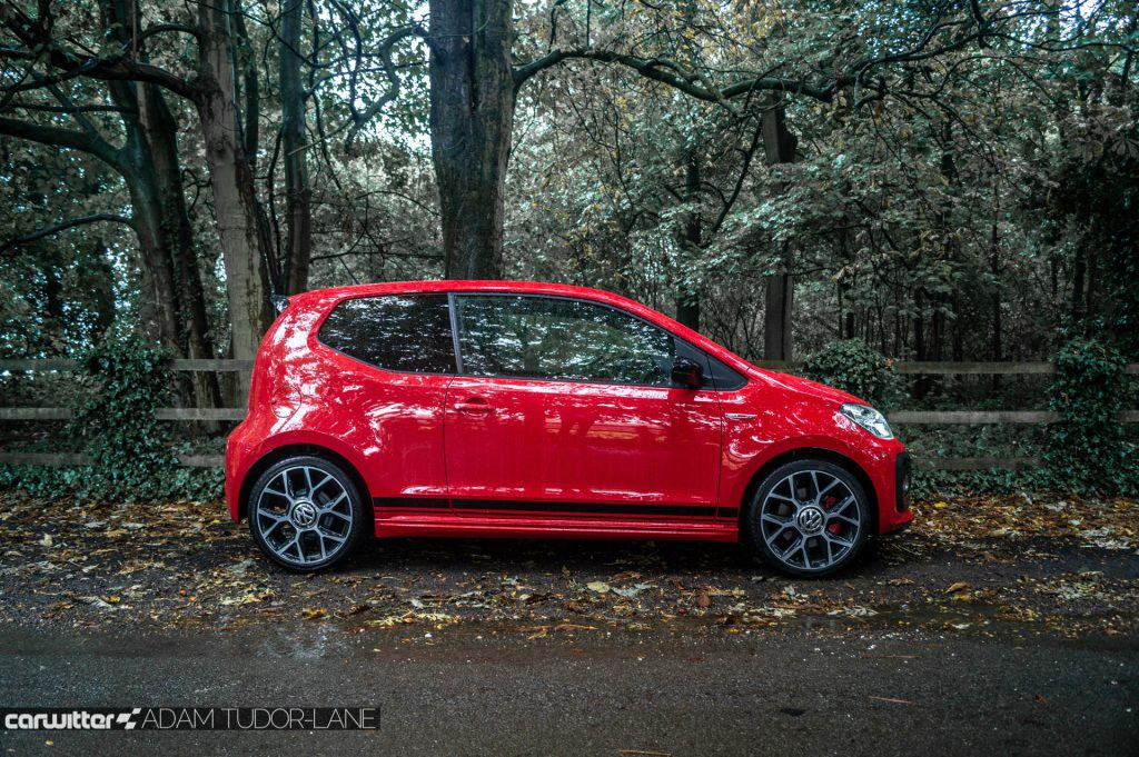VW Up GTi Review Side carwitter 1024x681 - Volkswagen Up GTi Review - Volkswagen Up GTi Review