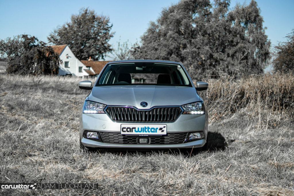 2018 Facelift Skoda Fabia Review Front carwitter 1024x681 - Skoda Fabia 2018 Review - Skoda Fabia 2018 Review