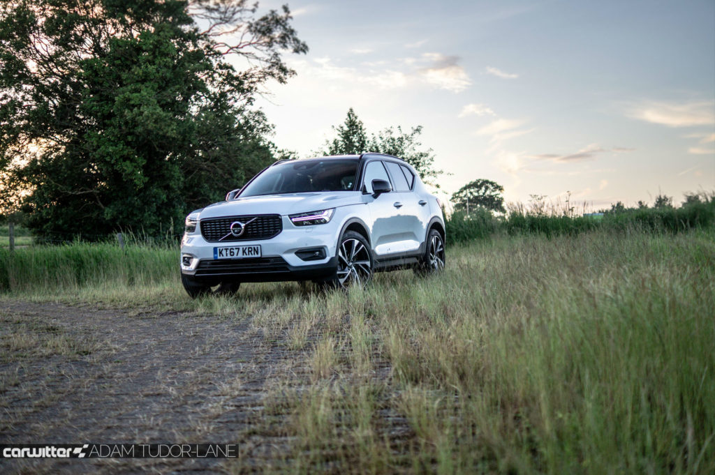 2018 Volvo XC40 First Edition Review Front Angle Low carwitter 1024x681 - Volvo XC40 Review - Volvo XC40 Review