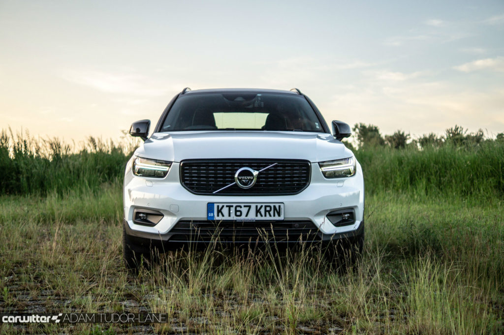 2018 Volvo XC40 First Edition Review Front Low carwitter 1024x681 - Volvo XC40 Review - Volvo XC40 Review