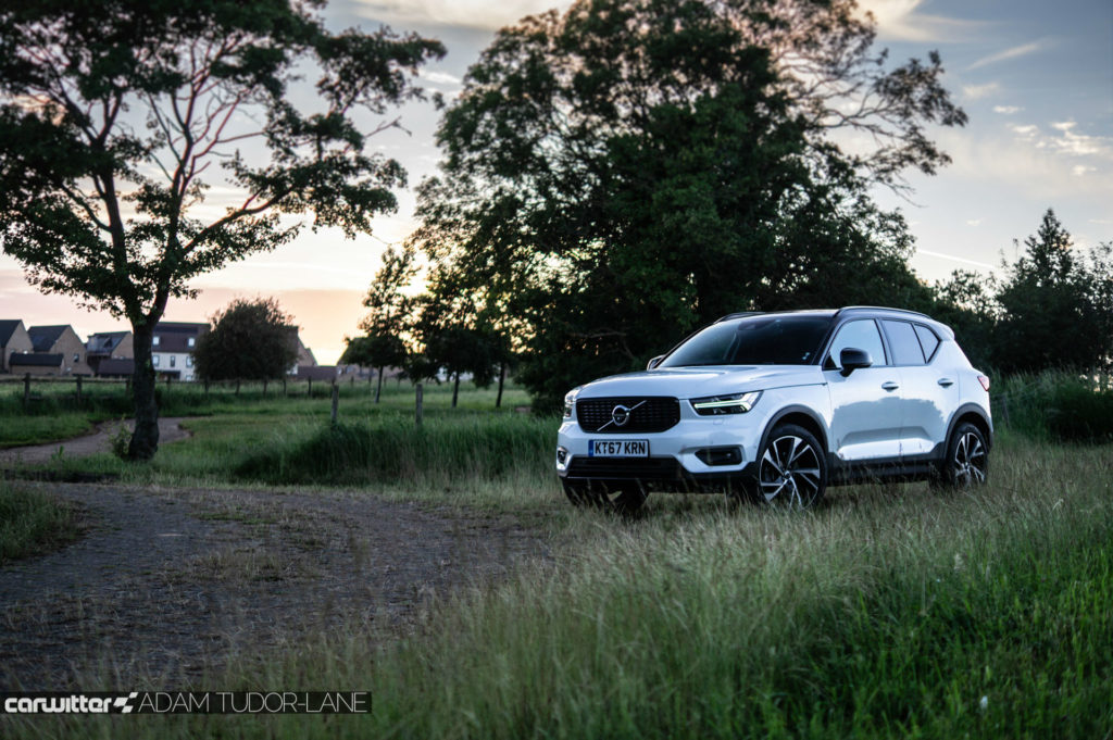 2018 Volvo XC40 First Edition Review Front Scene carwitter 1024x681 - Volvo XC40 Review - Volvo XC40 Review