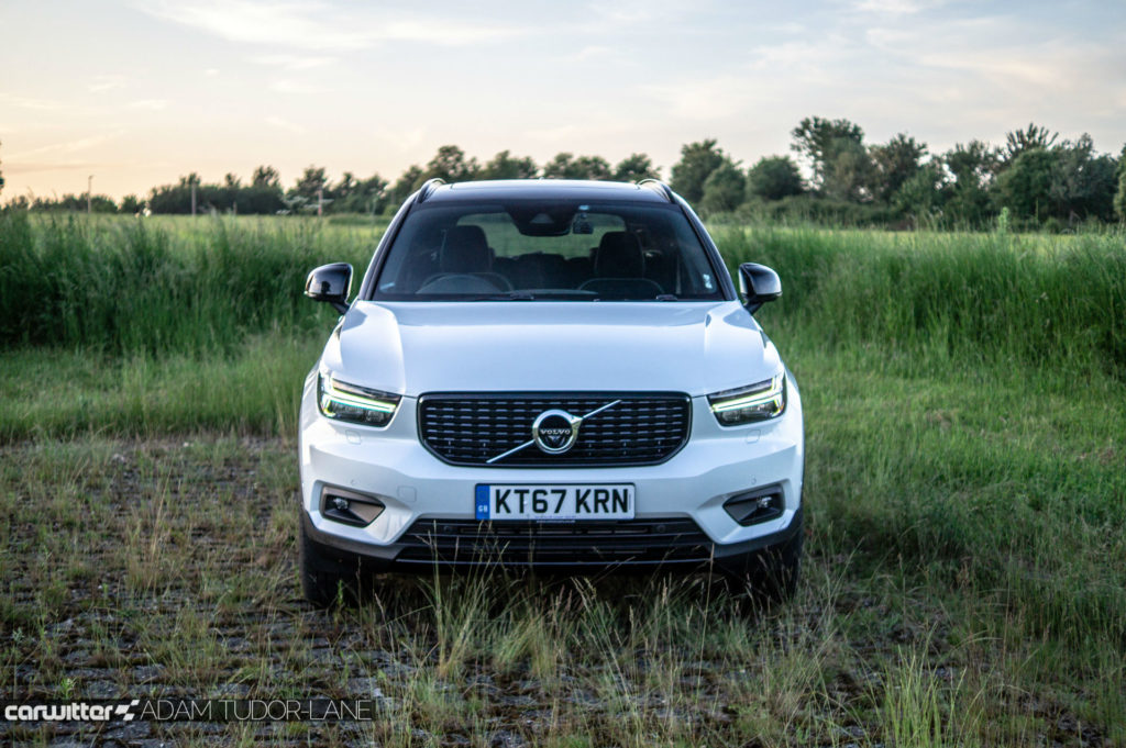2018 Volvo XC40 First Edition Review Front carwitter 1024x681 - Volvo XC40 Review - Volvo XC40 Review