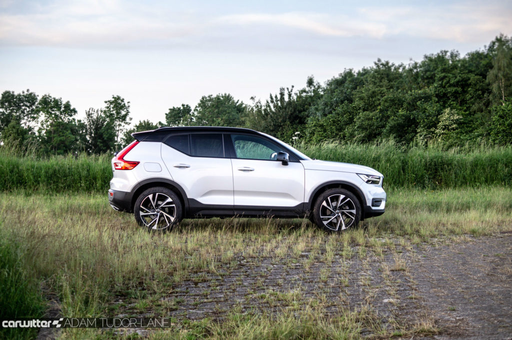 2018 Volvo XC40 First Edition Review Side carwitter 1024x681 - Volvo XC40 Review - Volvo XC40 Review