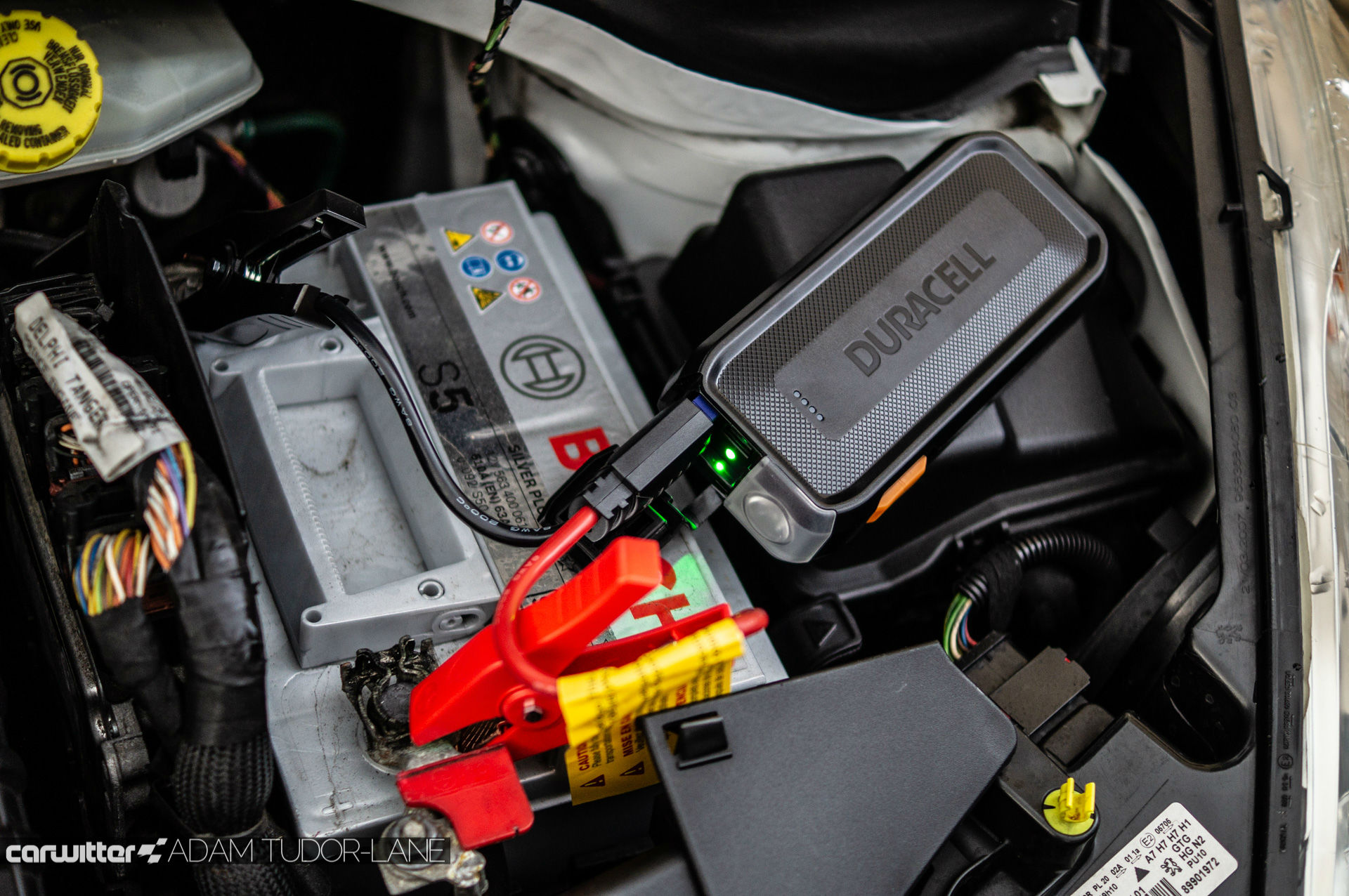 duracell lithium ion jump starter review - carwitter
