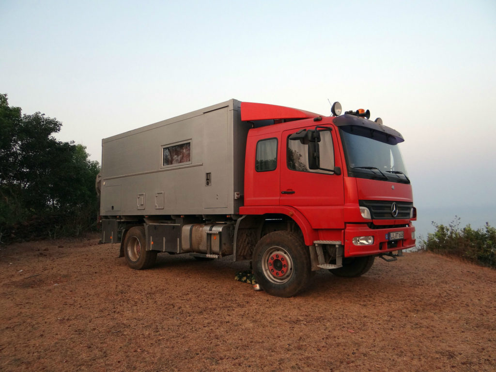 Truck Camper Campervan carwitter 1024x768 - Planning The Perfect Campervan Trip - Planning The Perfect Campervan Trip
