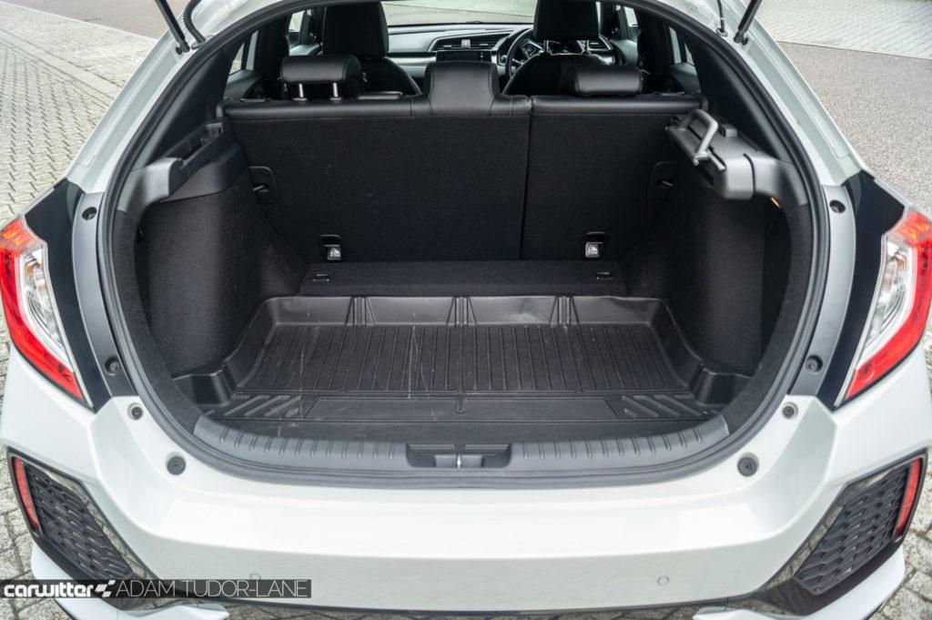 2018 Honda Civic 1.6 i DTEC Review Boot carwitter 1024x681 - 2018 Honda Civic 1.6 i-DTEC Review - 2018 Honda Civic 1.6 i-DTEC Review