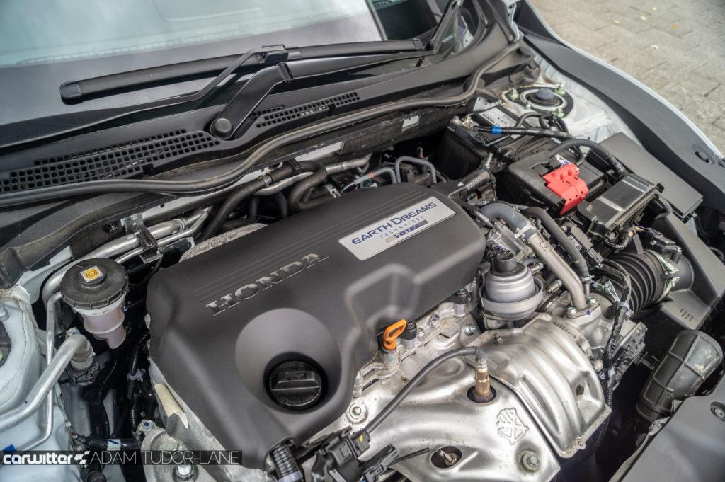 2018 Honda Civic 1.6 i DTEC Review Engine carwitter 1024x681 - 2018 Honda Civic 1.6 i-DTEC Review - 2018 Honda Civic 1.6 i-DTEC Review