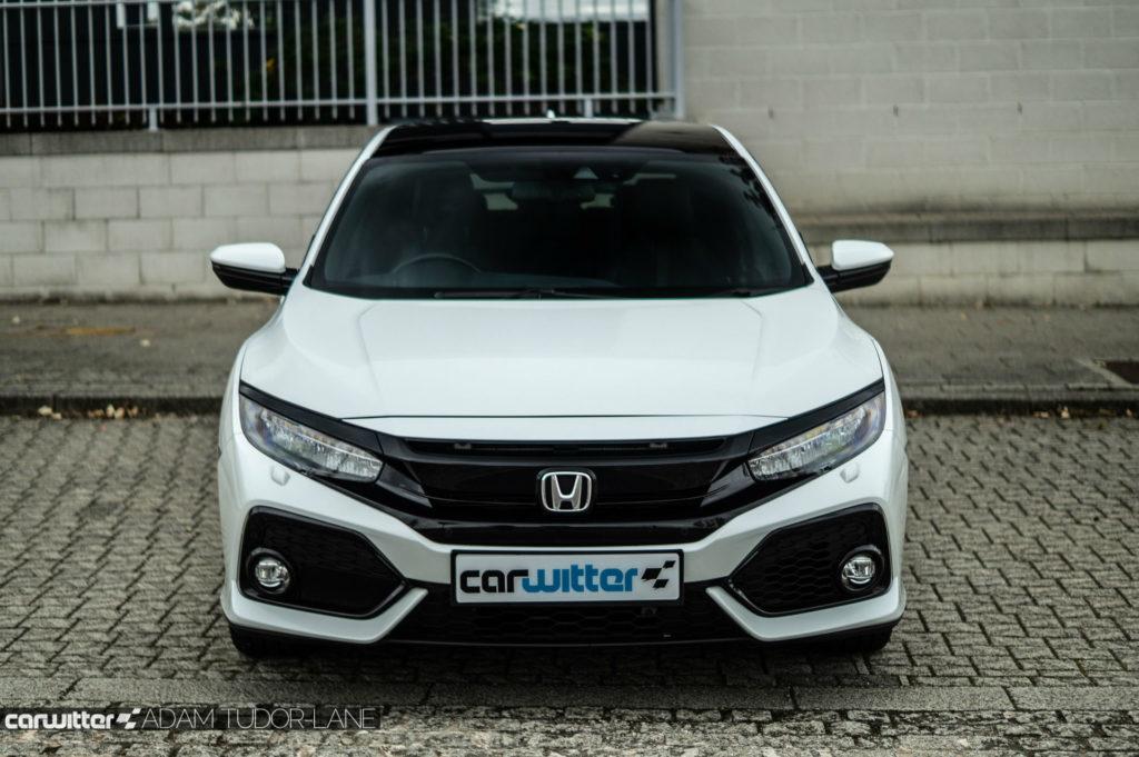 2018 Honda Civic 1.6 i DTEC Review Front Close carwitter 1024x681 - 2018 Honda Civic 1.6 i-DTEC Review - 2018 Honda Civic 1.6 i-DTEC Review