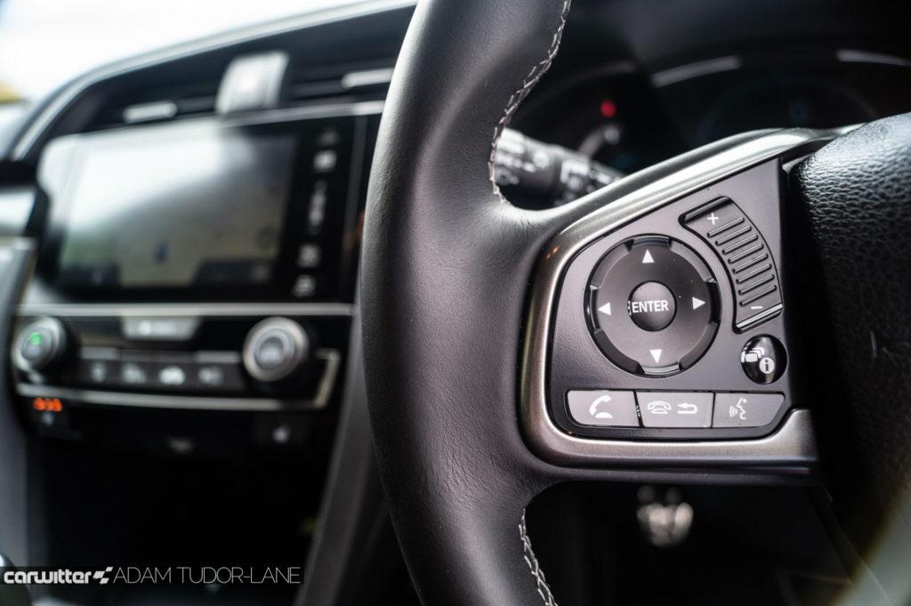 2018 Honda Civic 1.6 i DTEC Review Infotainment Buttons carwitter 1024x681 - 2018 Honda Civic 1.6 i-DTEC Review - 2018 Honda Civic 1.6 i-DTEC Review