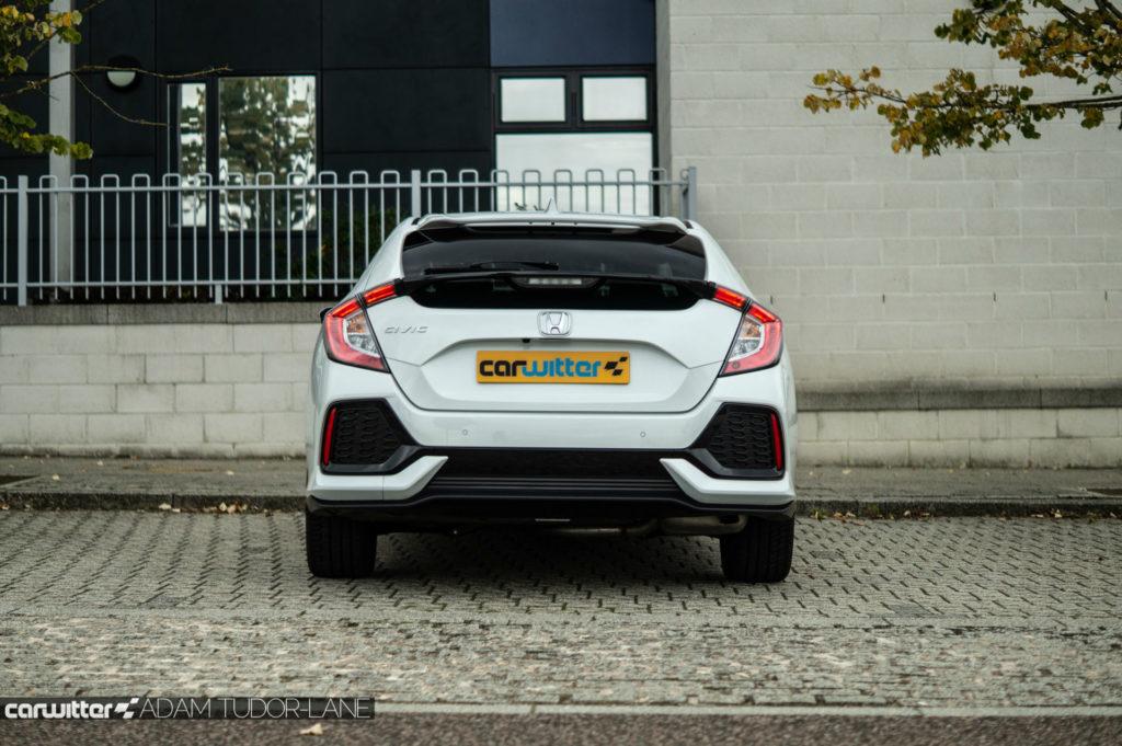 2018 Honda Civic 1.6 i DTEC Review Rear carwitter 1024x681 - 2018 Honda Civic 1.6 i-DTEC Review - 2018 Honda Civic 1.6 i-DTEC Review