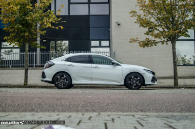 2018 Honda Civic 1.6 i DTEC Review Side carwitter 400x266 - 2018 Honda Civic 1.6 i-DTEC Review - 2018 Honda Civic 1.6 i-DTEC Review