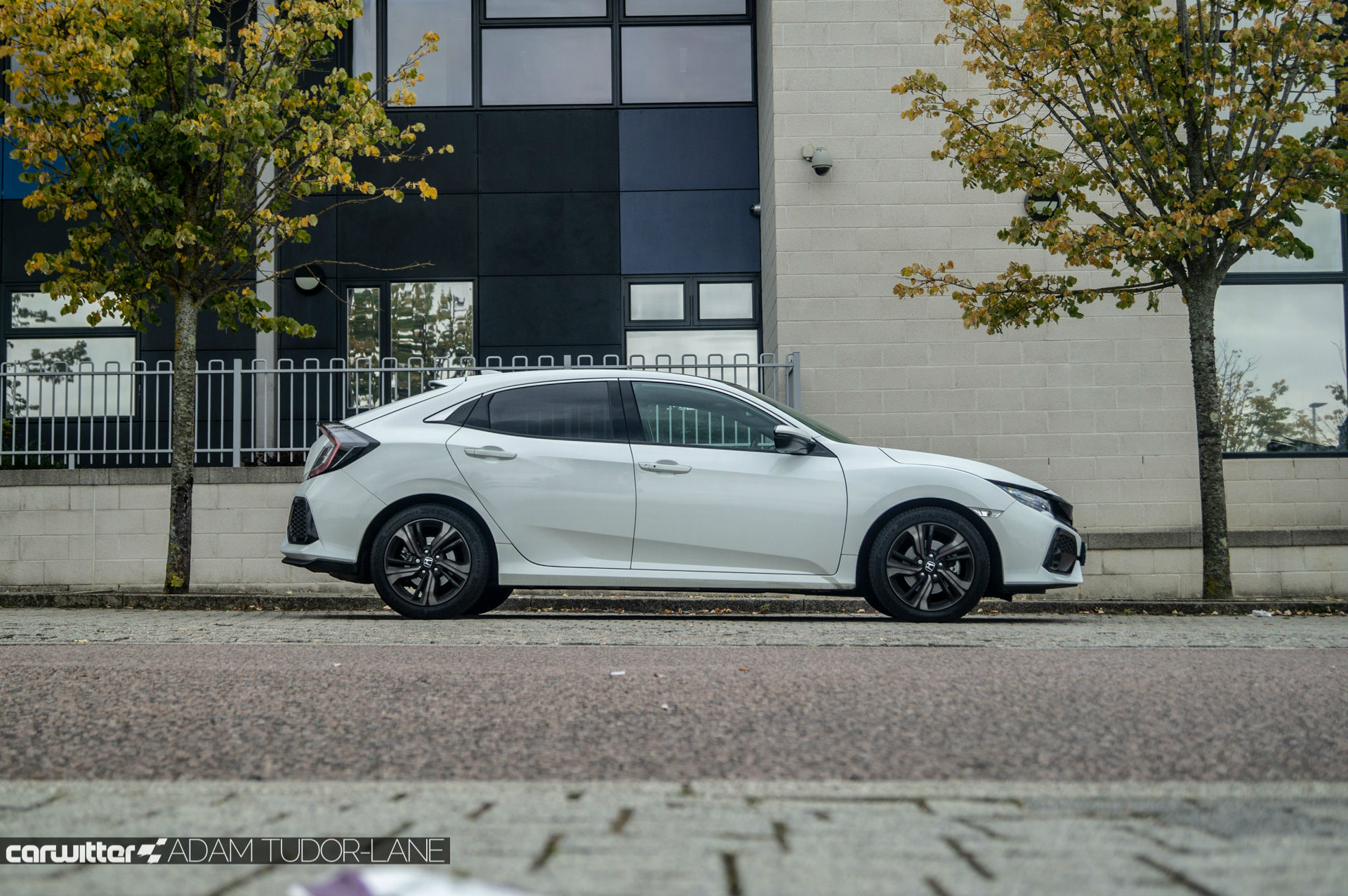 2018 Honda Civic 1.6 i DTEC Review Side carwitter - 2018 Honda Civic 1.6 i-DTEC Review - 2018 Honda Civic 1.6 i-DTEC Review