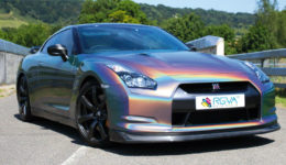 Car Wrapping Nissan GT R carwitter 260x150 - The Top 5 Reasons for Wrapping Your Car - The Top 5 Reasons for Wrapping Your Car