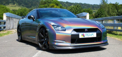 Car Wrapping Nissan GT R carwitter 400x188 - The Top 5 Reasons for Wrapping Your Car - The Top 5 Reasons for Wrapping Your Car