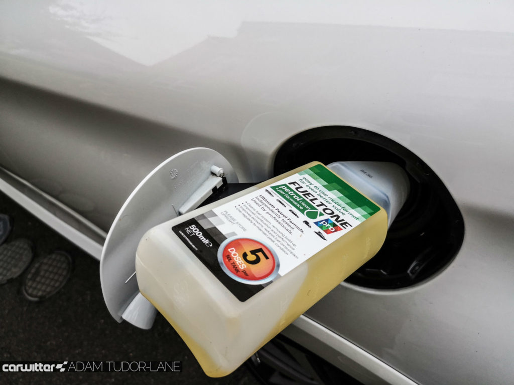 Fueltone Petrol Sytem Cleaner Review 005 carwitter 1024x768 - Fueltone Pro Petrol Treatment Review - Fueltone Pro Petrol Treatment Review