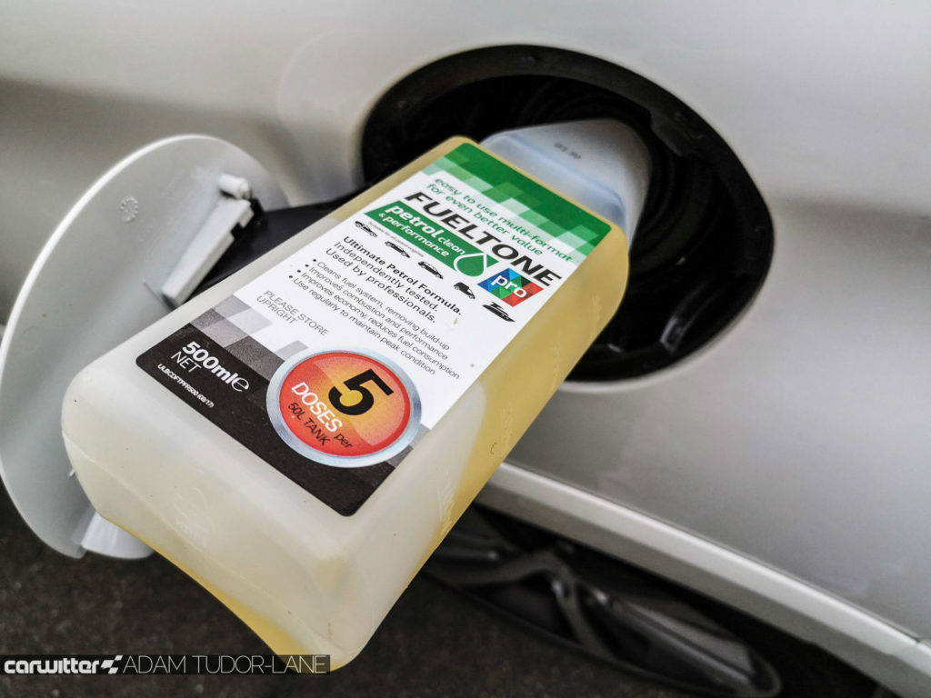 Fueltone Petrol Sytem Cleaner Review 006 carwitter 1024x768 - Fueltone Pro Petrol Treatment Review - Fueltone Pro Petrol Treatment Review
