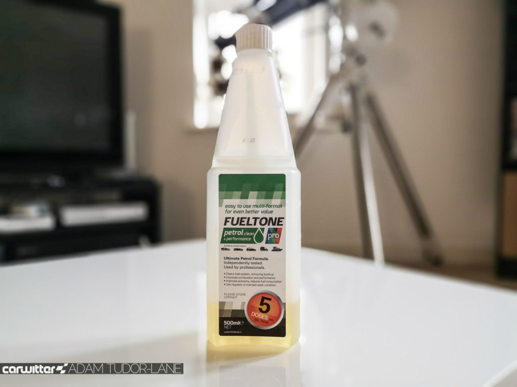 Fueltone Petrol Sytem Cleaner Review 010 carwitter 1024x768 - Fueltone Pro Petrol Treatment Review - Fueltone Pro Petrol Treatment Review