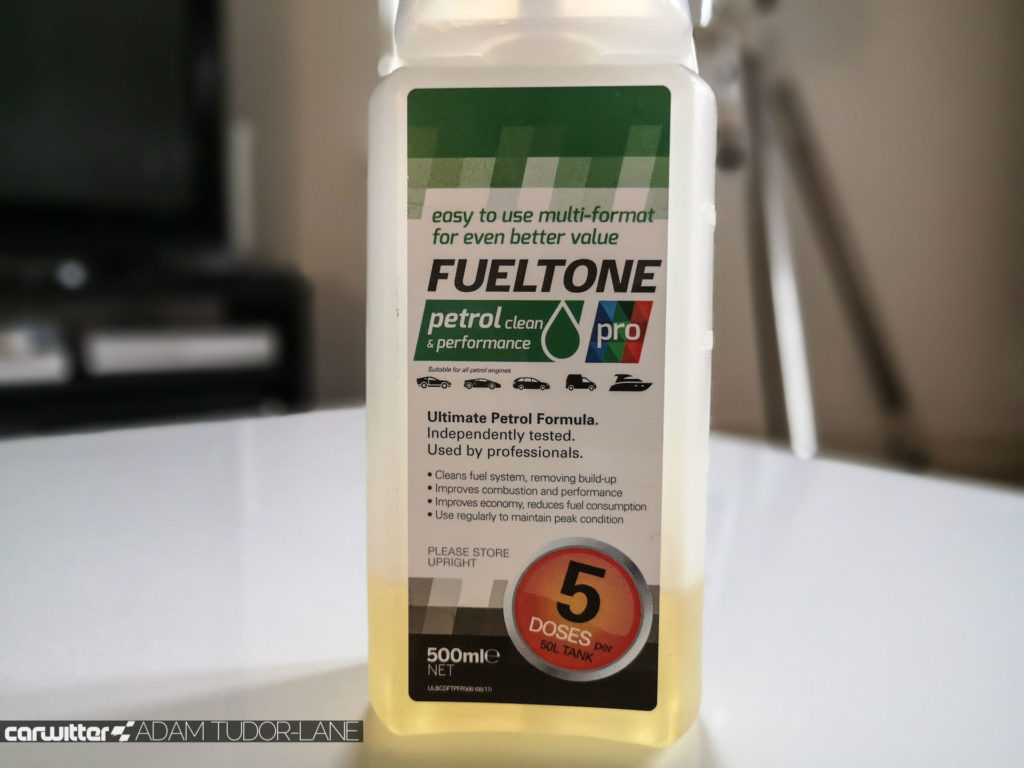 Fueltone Petrol Sytem Cleaner Review 011 carwitter 1024x768 - Fueltone Pro Petrol Treatment Review - Fueltone Pro Petrol Treatment Review