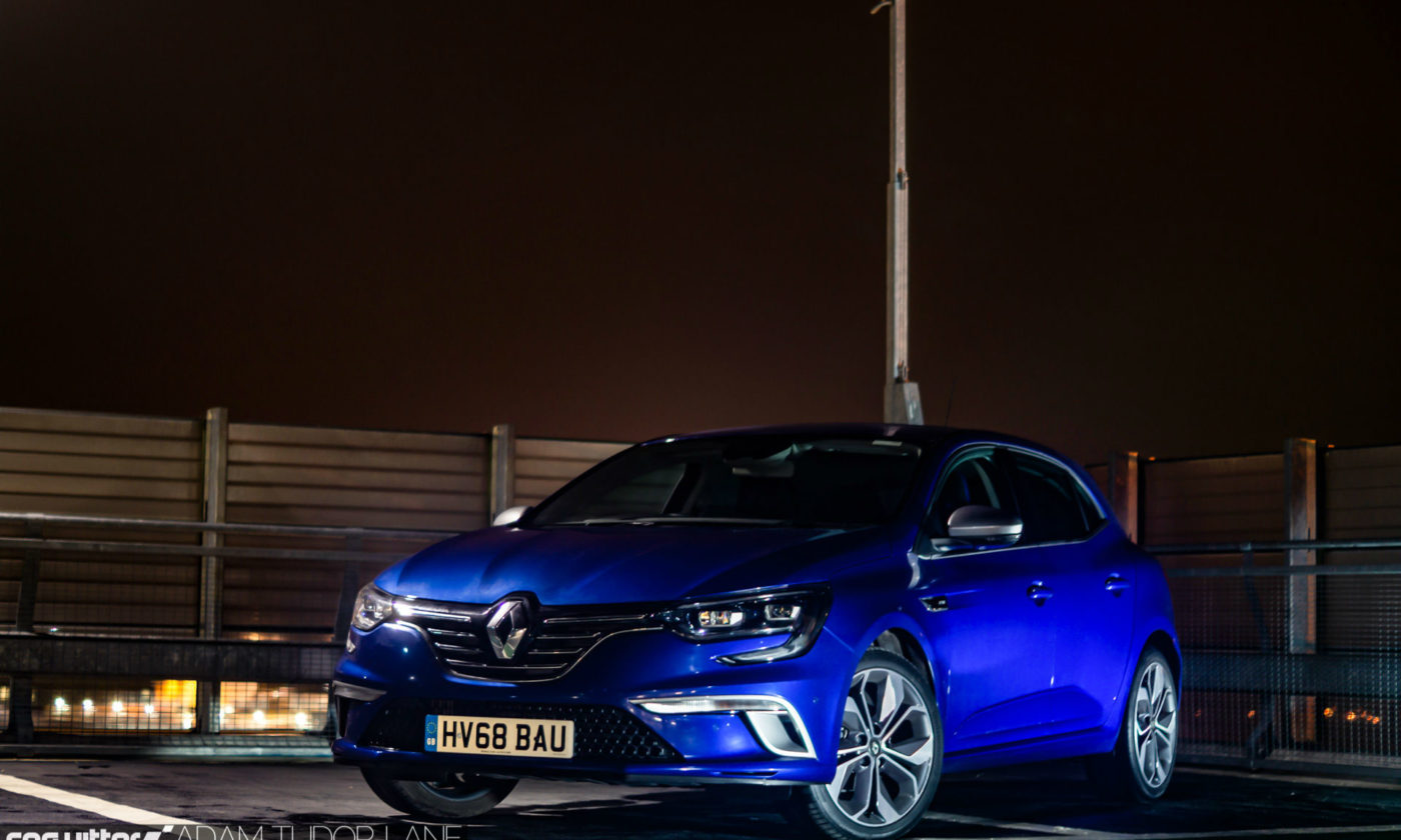 Renault Megane GT Line Review Front Angle carwitter 1400x840 - Renault Megane GT Line TCe 140 Review - Renault Megane GT Line TCe 140 Review