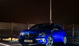 Renault Megane GT Line Review Front Angle carwitter 260x150 - Renault Megane GT Line TCe 140 Review - Renault Megane GT Line TCe 140 Review