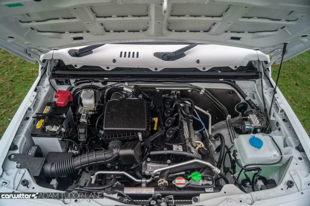 2018 Suzuki Jimny Review Engine carwitter 1024x681 - How to care for unused cars - How to care for unused cars