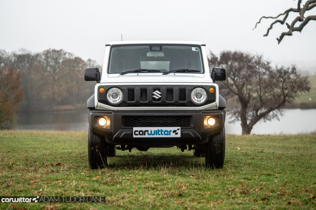 2018 Suzuki Jimny Review Front Low carwitter 1024x681 - 2018 New Suzuki Jimny Review - 2018 New Suzuki Jimny Review