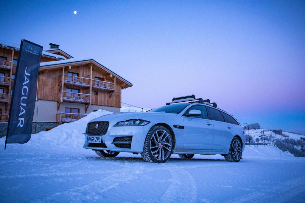 2019 Jaguar XF Sportbrake All Weel Drive Review 003 carwitter 1024x683 - Taking a Jaguar XF Sportbrake to the Alps - Taking a Jaguar XF Sportbrake to the Alps
