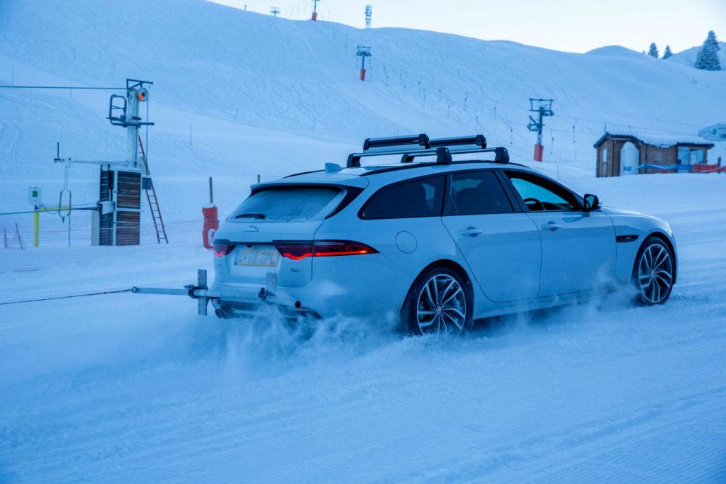 2019 Jaguar XF Sportbrake All Weel Drive Review 008 carwitter 1024x683 - Taking a Jaguar XF Sportbrake to the Alps - Taking a Jaguar XF Sportbrake to the Alps