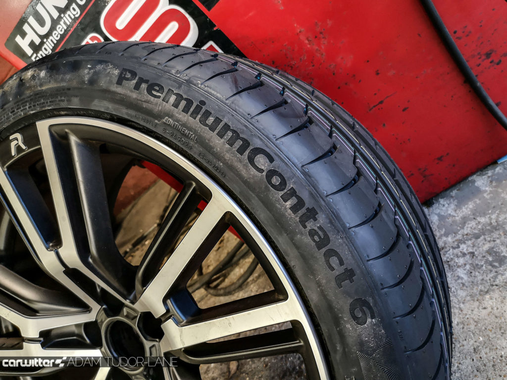 Continental Premium Contact 6 Peugeot RCZ R 005 carwitter 1024x768 - Why you should always buy decent tyres & use a trusted fitter - Why you should always buy decent tyres & use a trusted fitter
