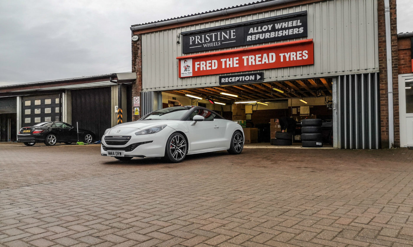 Continental Premium Contact 6 Peugeot RCZ R 012 carwitter 1400x840 - Why you should always buy decent tyres & use a trusted fitter - Why you should always buy decent tyres & use a trusted fitter