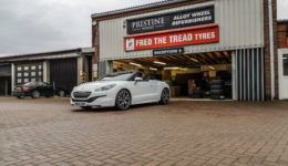 Continental Premium Contact 6 Peugeot RCZ R 012 carwitter 260x150 - Why you should always buy decent tyres & use a trusted fitter - Why you should always buy decent tyres & use a trusted fitter