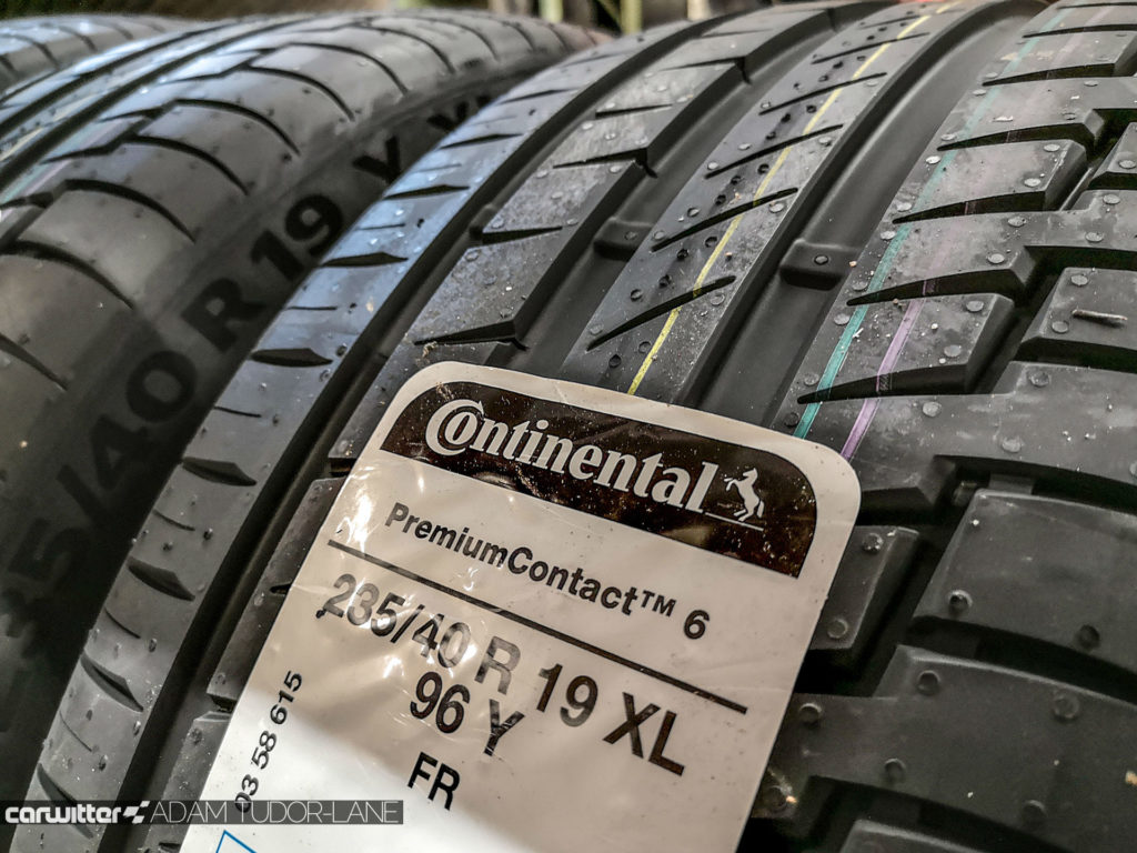 Continental Premium Contact 6 Peugeot RCZ R 016 carwitter 1024x768 - Why you should always buy decent tyres & use a trusted fitter - Why you should always buy decent tyres & use a trusted fitter