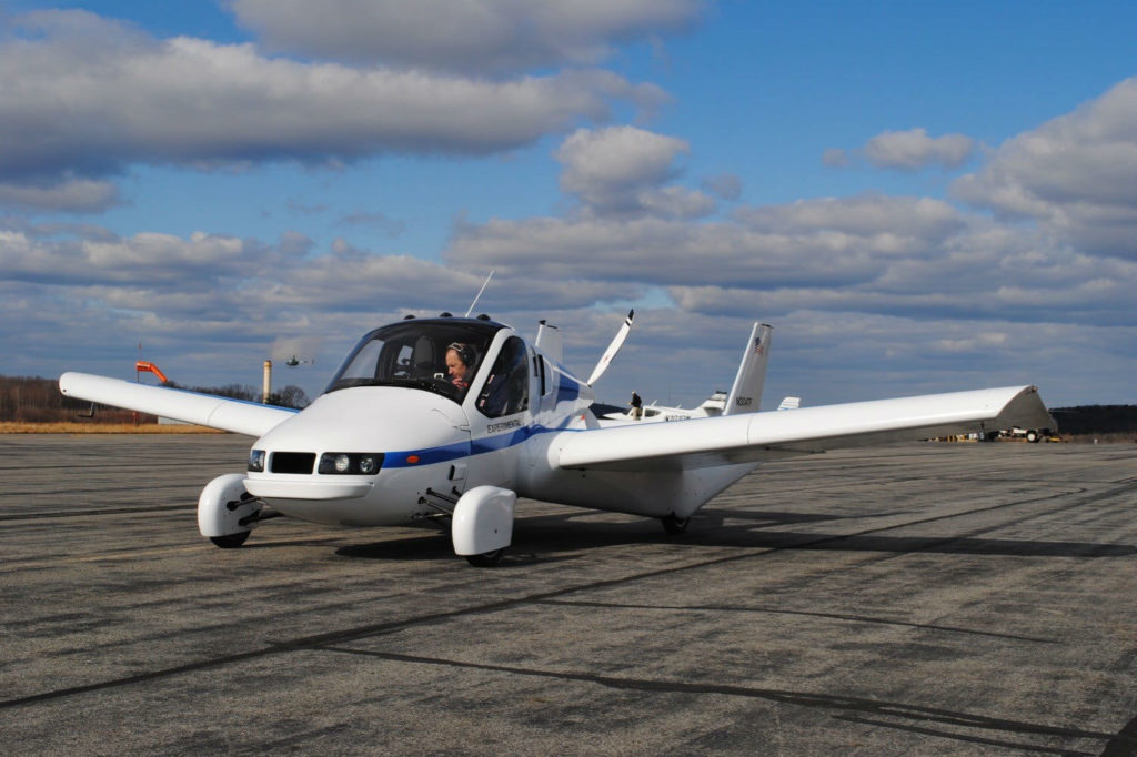 Terrafugia Transition Flying Car carwitter 1024x682 - Flying Cars: The Past, The Present, The Unlikely Future - Flying Cars: The Past, The Present, The Unlikely Future