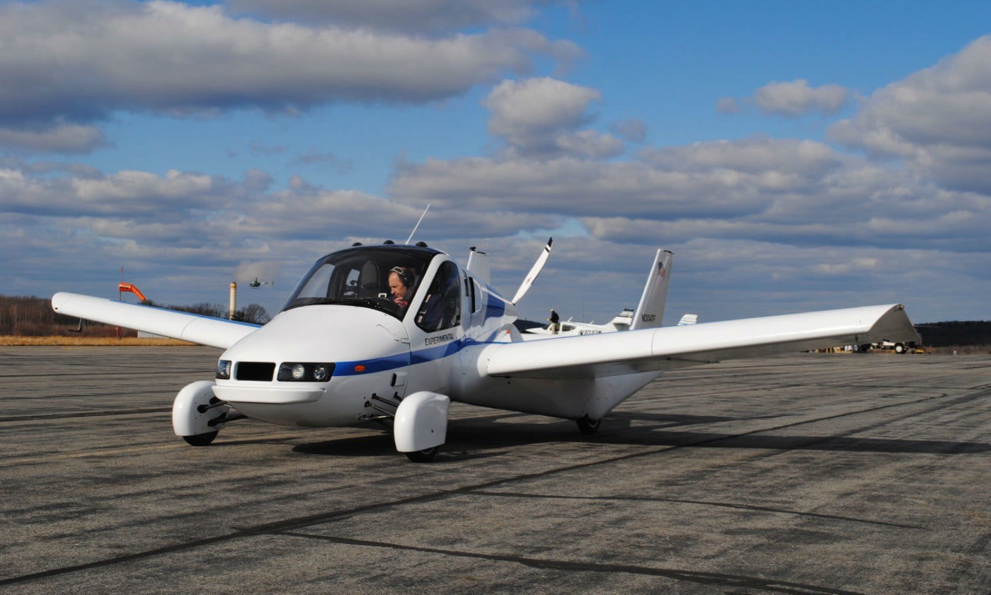 Terrafugia Transition Flying Car carwitter 1400x840 - Flying Cars: The Past, The Present, The Unlikely Future - Flying Cars: The Past, The Present, The Unlikely Future
