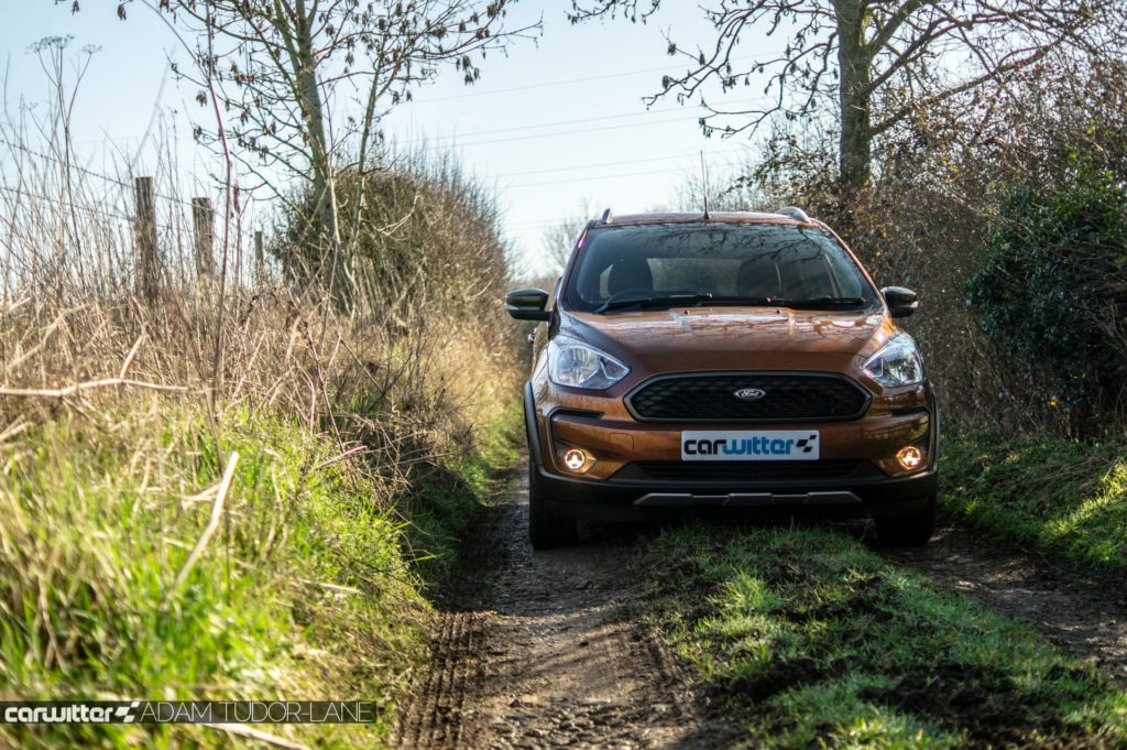 2019 Ford Ka Active Review Front Green Lane carwitter 1024x681 - Ford Ka+ Active Review - Ford Ka+ Active Review