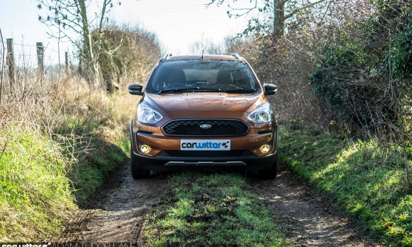 2019 Ford Ka Active Review Front On Green Lane carwitter 1400x840 - Ford Ka+ Active Review - Ford Ka+ Active Review