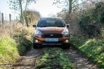 2019 Ford Ka Active Review Front On Green Lane carwitter 400x266 - Ford Ka+ Active Review - Ford Ka+ Active Review