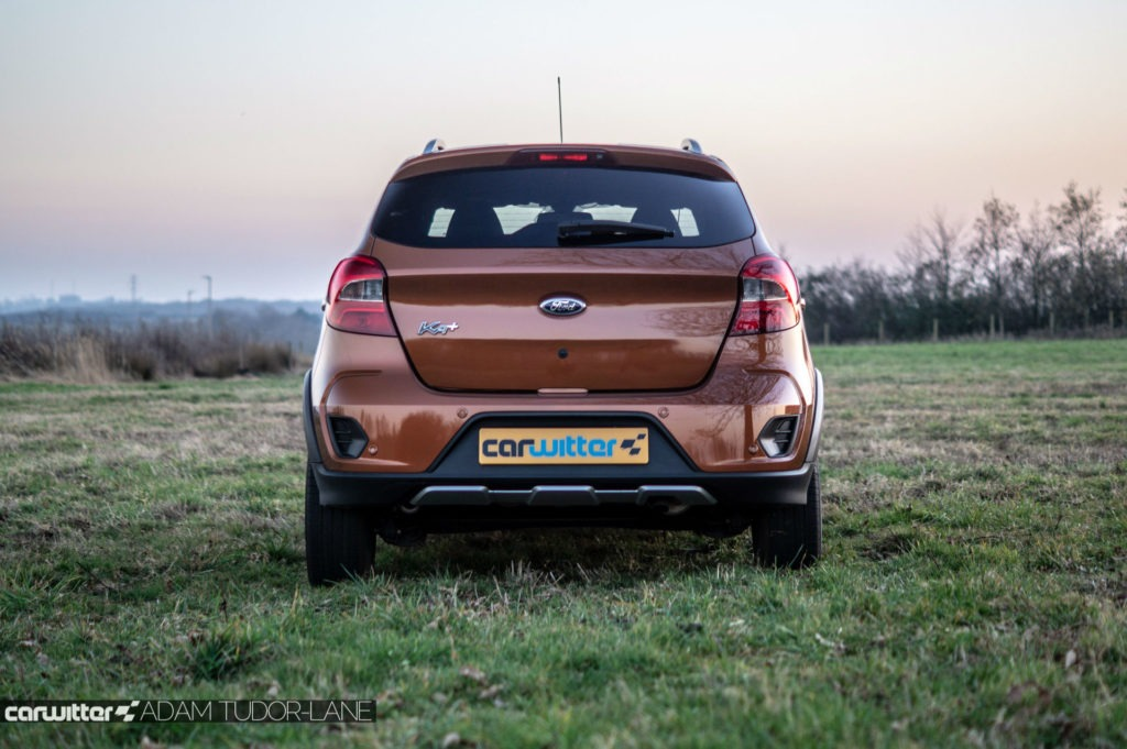 2019 Ford Ka Active Review Rear Scene carwitter 1024x681 - Ford Ka+ Active Review - Ford Ka+ Active Review