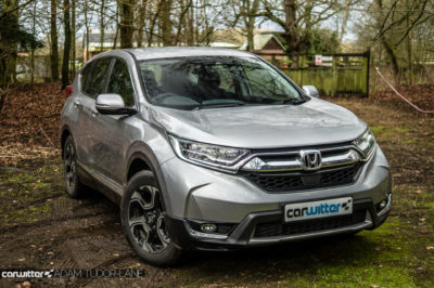 2019 Honda CR V Review 014 carwitter 400x266 - 2019 Honda CR-V Hybrid Review - 2019 Honda CR-V Hybrid Review