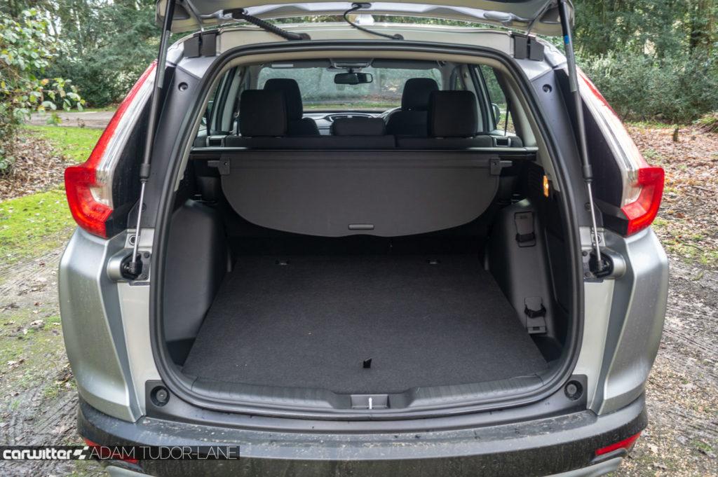 2019 Honda CR V Review Boot carwitter 1024x681 - 2019 Honda CR-V Hybrid Review - 2019 Honda CR-V Hybrid Review