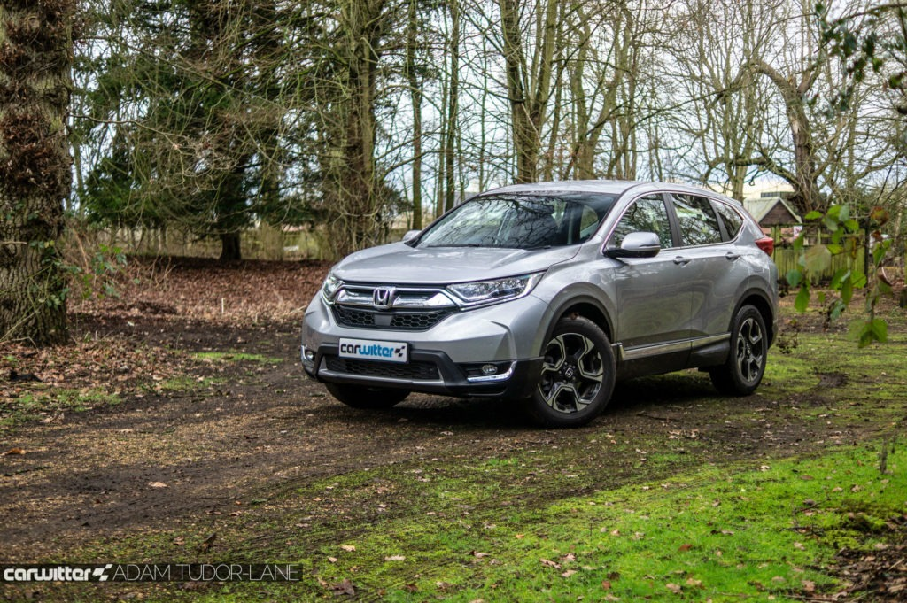 2019 Honda CR V Review Front Angle carwitter 1024x681 - 2019 Honda CR-V Hybrid Review - 2019 Honda CR-V Hybrid Review
