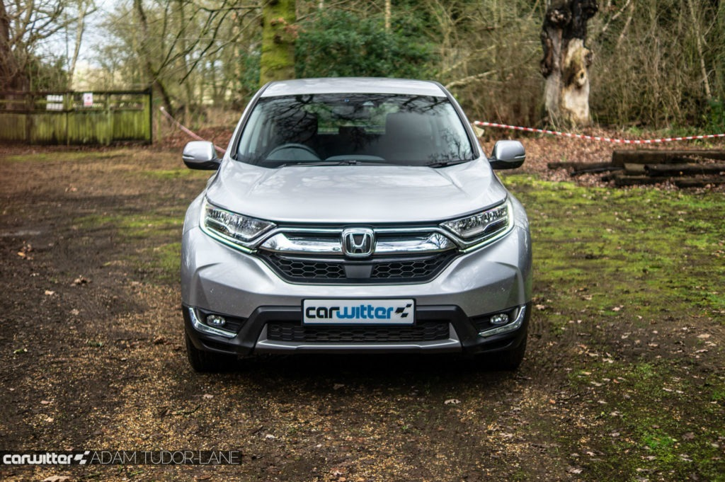 2019 Honda CR V Review Front carwitter 1024x681 - 2019 Honda CR-V Hybrid Review - 2019 Honda CR-V Hybrid Review