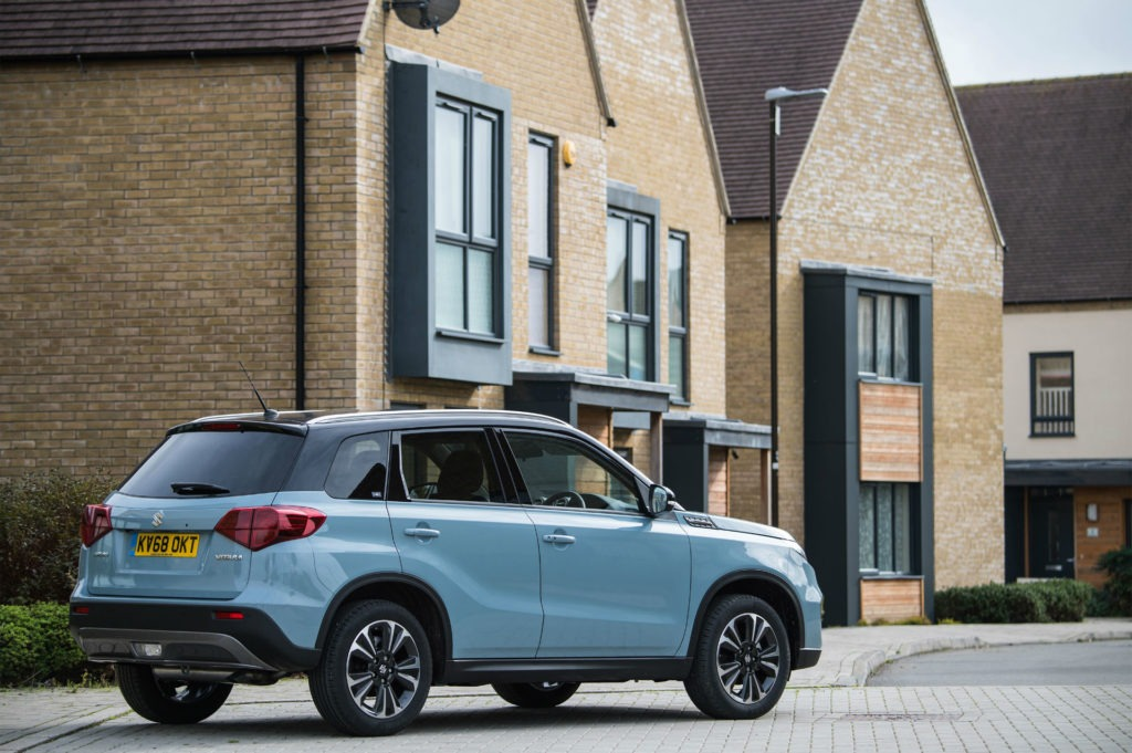 2019 Suzuki Vitara Rear carwitter.jpg 1024x681 - Suzuki Vitara Awarded 5-star Euro NCAP Safety Rating - Suzuki Vitara Awarded 5-star Euro NCAP Safety Rating