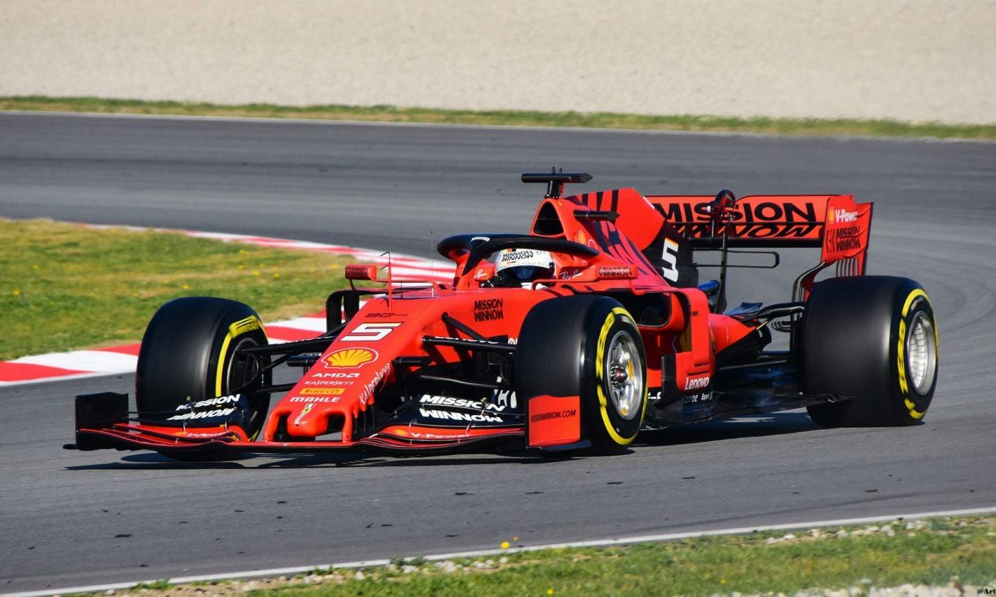 Formula One Test Days 2019   Ferrari SF90   Sebastian Vettel 1400x840 - A Big Year Is On The Horizon For Sebastien Vettel - A Big Year Is On The Horizon For Sebastien Vettel