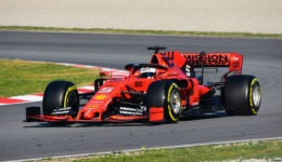 Formula One Test Days 2019   Ferrari SF90   Sebastian Vettel 260x150 - A Big Year Is On The Horizon For Sebastien Vettel - A Big Year Is On The Horizon For Sebastien Vettel