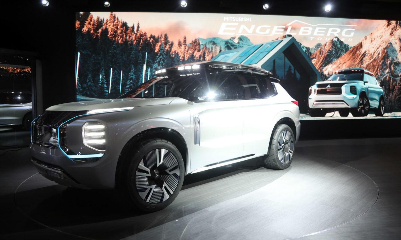 Mitsubishi Engelberg Tourer Front carwitter.jpg 1400x840 - Mitsubishi's electric world is powering up - Mitsubishi's electric world is powering up