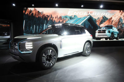 Mitsubishi Engelberg Tourer Front carwitter.jpg 400x267 - Mitsubishi's electric world is powering up - Mitsubishi's electric world is powering up
