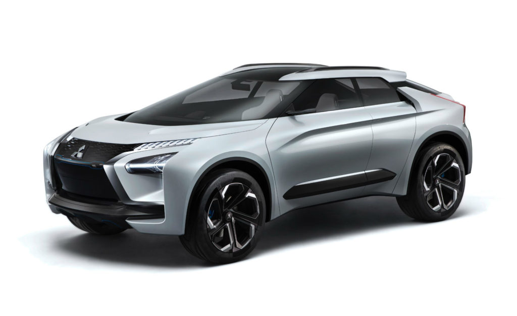 Mitsubishi e EVOLUTION Concept carwitter 1024x627 - Mitsubishi's electric world is powering up - Mitsubishi's electric world is powering up