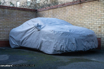 Specialised Covers Review Peugeot RCZ R Outdoor Cover 003 carwitter 400x266 - Specialised Covers Review - The car cover of choice - Specialised Covers Review - The car cover of choice